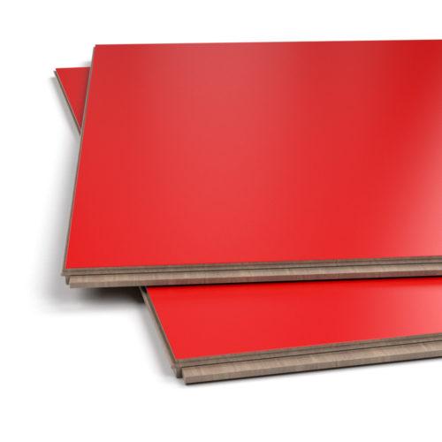Czerwone panele –matt