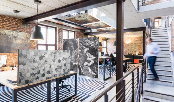 Ścianki i panele akustyczne